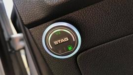 Nowość w ofercie AC S.A. – przełącznik benzyna/gaz LED 600 marki STAG