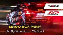 Mistrzostwo Polski dla Byśkiniewicza i Cieślara