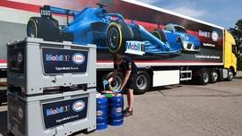 Nowa generacja oleju silnikowego Mobil 1 RB16B dla zespołu F1 Red Bull Racing Honda