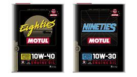 Produkt nominowany: Motul Classic 80's 90's 10W30 i 10W40