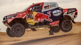 Dakar 2021 - 5. etap nieprzychylny Polakom