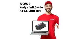 STAG 400 DPI – coraz więcej możliwości