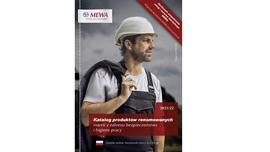Katalog firmy MEWA 2021/22 produktów renomowanych marek już jest dostępny
