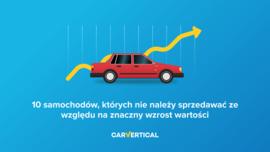 10 samochodów, których nie należy sprzedawać z powodu znacznego wzrostu wartości