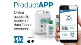 Mobilna Aplikacja produktów PPG oraz Nexa Autocolor®