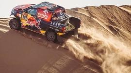 Dakar 2021 - wyniki po etapie 3