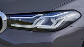 Produkt nominowany: Reflektory Hella – Matrix LED z laserem w BMW z serii 5
