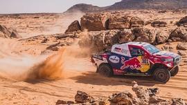 Dakar 2021 - 9. etap za nami