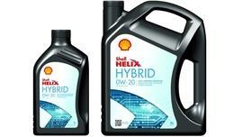 Shell Helix Hybrid – nowy olej dla aut hybrydowych