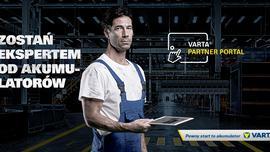 VARTA Partner Portal, czyli wszystko na temat akumulatorów i konkurs z nagrodami