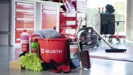 Nowa oferta środków do sprzątania od Würth Polska