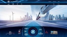 ZF Aftermarket Live: Trzydniowe wydarzenie online na targach Automechanika we Frankfurcie