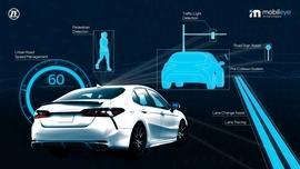 Technologia bezpieczeństwa od ZF i Mobileye wybrana przez Toyotę