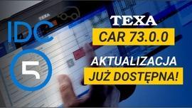 Aktualizacja oprogramowania IDC5 CAR 73