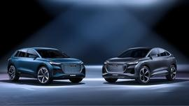 Audi prezentuje dwa modele Q4 e-tron concept