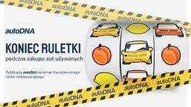 Koniec ruletki podczas zakupu aut używanych
