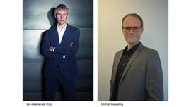 Jan-Maarten de Vries i Michiel Wesseling powołani przez Bridgestone do kierowania Bridgestone Mobility Solutions
