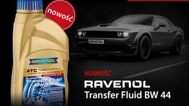 Transfer Fluid BW 44 w ofercie firmy RAVENOL