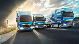 Nowy układ AEBS-3 do pojazdów ciężarowych DAF