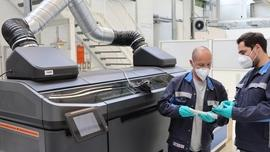 W nadchodzących latach Volkswagen planuje wykorzystać w produkcji aut nowy proces druku 3D