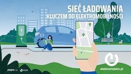 Sieć ładowania kluczem do rozwoju elektromobilności