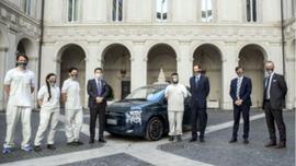 Nowy, elektryczny Fiat 500