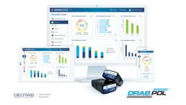 DRABPOL dystrybutorem i integratorem zaawansowanych urządzeń i rozwiązań telematycznych Geotab