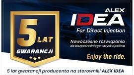 ALEX Sp. z o.o. wydłuża gwarancję na sterowniki ALEX IDEA