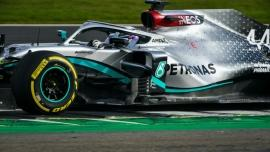 Nowe kolory zespołu Mercedes-AMG Petronas Formula One Team