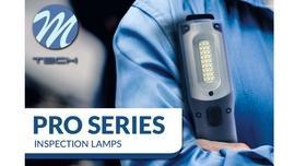 Poznaj nową gamę lamp inspekcyjnych M-TECH PRO