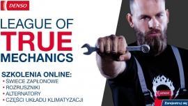 Bezpłatne szkolenia online DENSO
