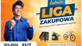 """Elit Polska z akcją promocyjną """"Letnia Liga Zakupowa"""""""