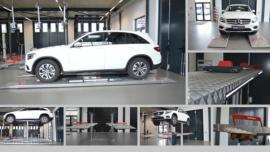 Podnośnik Masterlift Combi Check-in KA 1550
