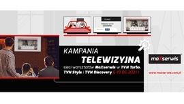 Kampania telewizyjna sieci warsztatów MaXserwis w TVN
