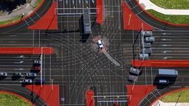 Współpraca samochodów z miejską infrastrukturą