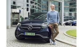Zielony Ład Mercedes-Benz: EQ i bezpłatne taksówki FREE NOW