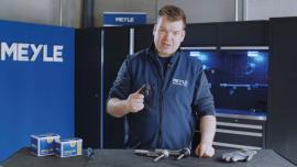 Jak zamontować końcówkę drążka kierowniczego Meyle-HD?