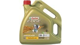 Castrol EDGE 0W-20 C5 z technologią Fluid TITANIUM dla skutecznej ochrony i maksymalnej wydajności silnika