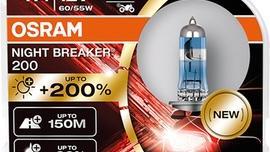 Night Breaker 200 – najjaśniejsze żarówki marki OSRAM