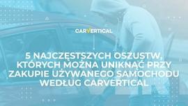 Jak uniknąć oszustw, kupując używany samochód
