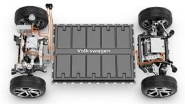Platforma MEB dla pojazdów z napędem elektrycznym