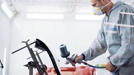 Cieniowanie lakieru samochodowego