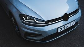 Reflektory OSRAM LEDriving do Volkswagena Golfa VII FL