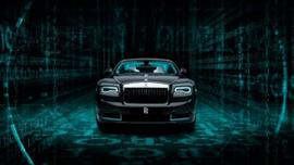 Kolekcjonerskie samochody Rolls-Royce z zaszyfrowanymi wiadomościami