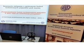 Cykl seminarów technicznych: Przeprowadzanie badań technicznych pojazdów w 2021 roku po nowelizacji przepisów