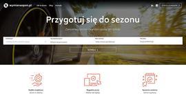 Portal wymianaopon.pl dla serwisów oponiarskich