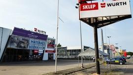 Würth Polska otwiera nowy sklep stacjonarny
