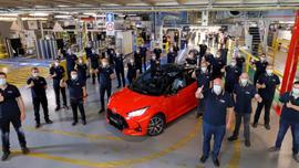 Produkcja nowej Toyoty Yaris we Francji ruszyła zgodnie z planem