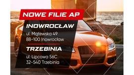 Nowe filie Auto Partner w Inowrocławiu i Trzebinii