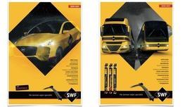 Nowe katalogi oraz nowości w ofercie wycieraczek SWF